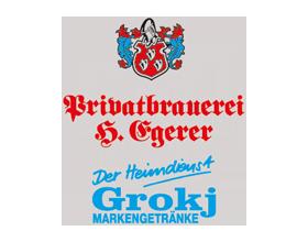 Privatbrauerei und Mineralbunnenbetrieb H. Egerer